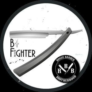 By fighter logo - Stine Bo