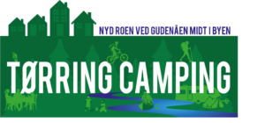 Tørring Camping logo - Stine Bo